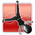 Breakdance Air Flare