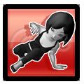 Breakdance 6step Down