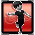 Electro Shuffle - Move 1